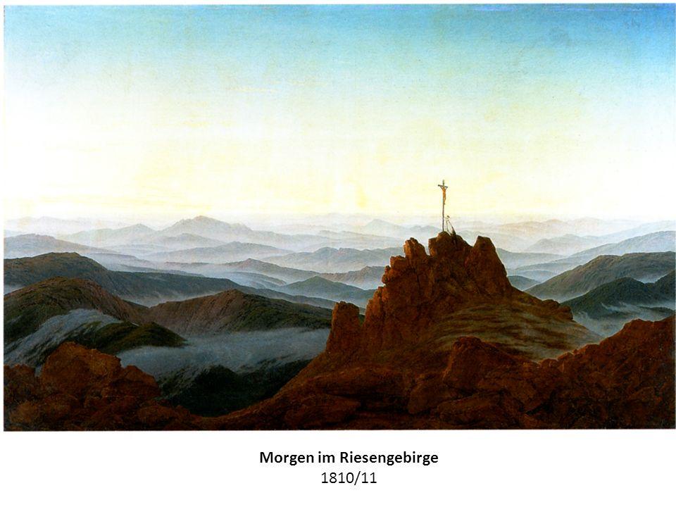 Morgen im Riesengebirge 1810/11