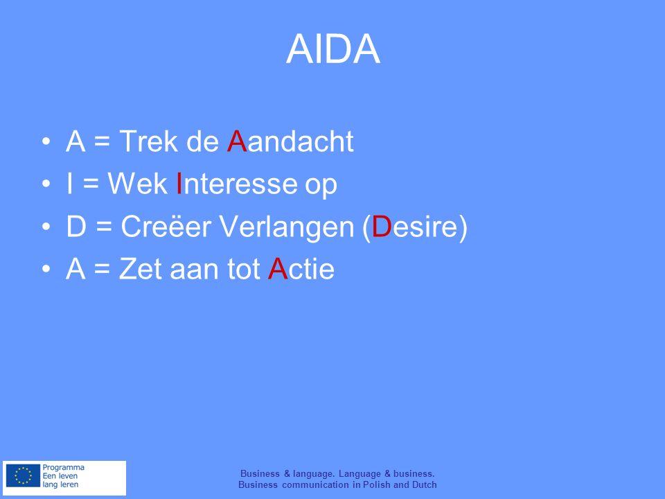 Business & language.Language & business.