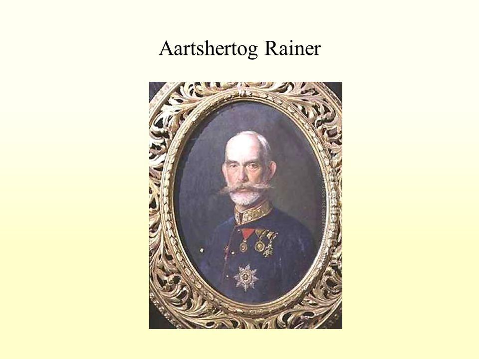 Aartshertog Rainer