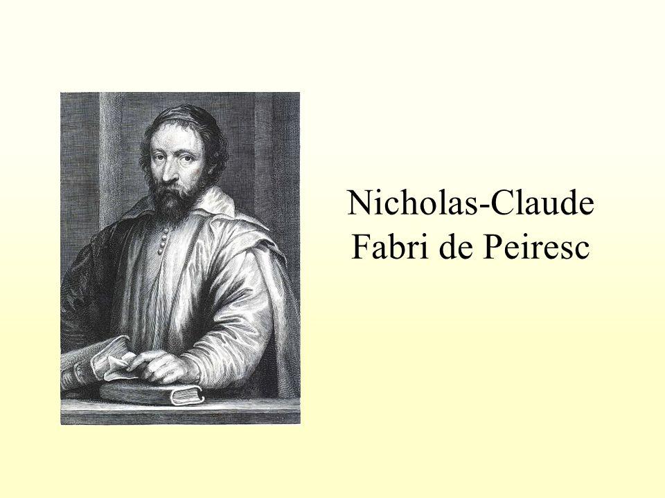 Nicholas-Claude Fabri de Peiresc