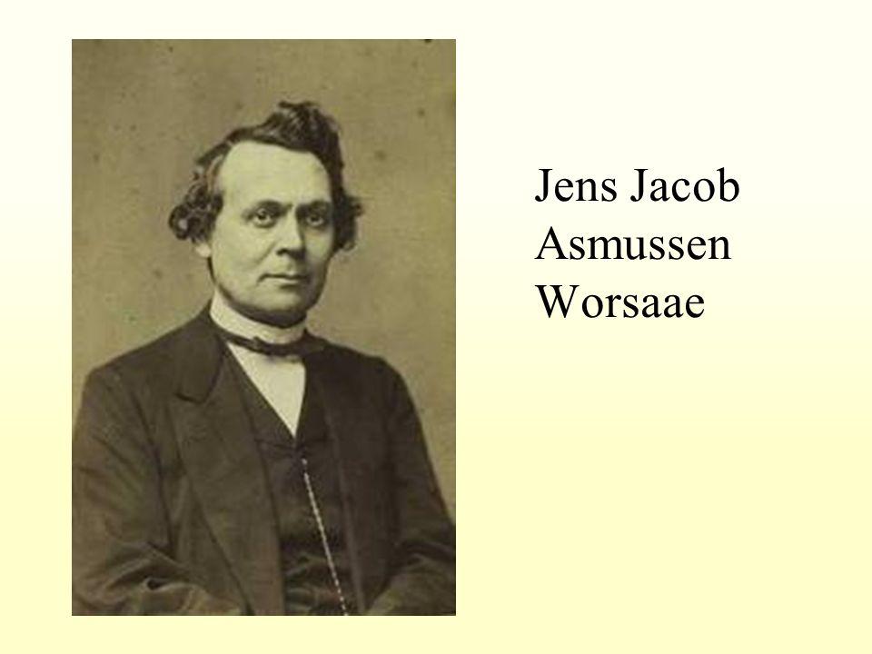 Jens Jacob Asmussen Worsaae