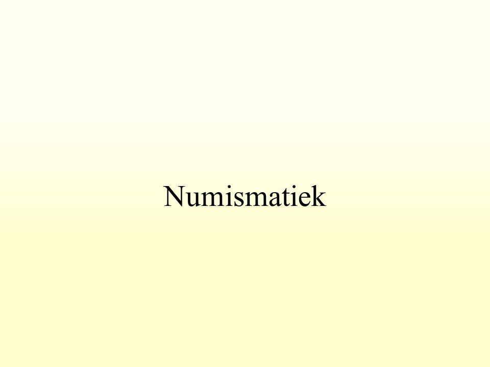 Numismatiek