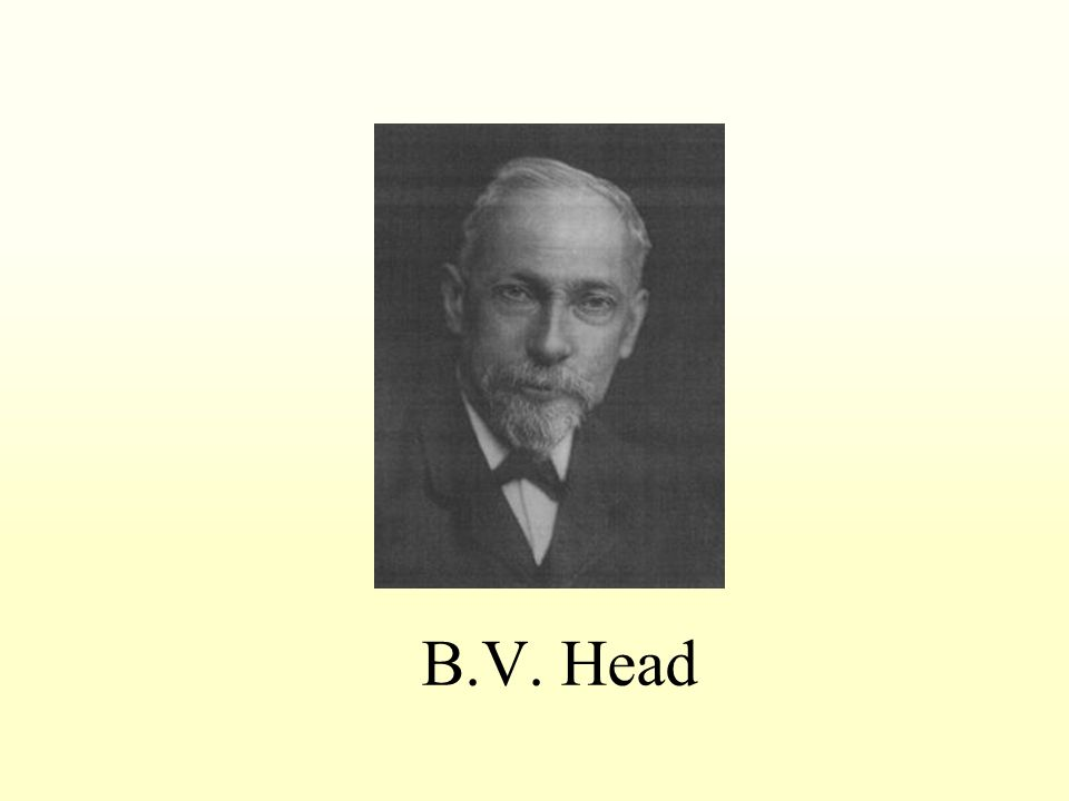 B.V. Head