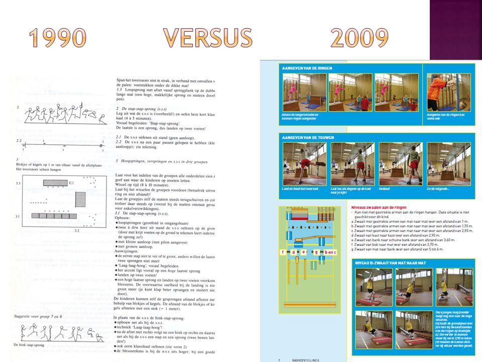  Boeiender aanbod  Meer differentiatie  Hoger intensiteit  Meer bewegen/leren  Minder voorbereidingstijd/ meer visueel voor leerkrachten  Minder (lang) uitleggen