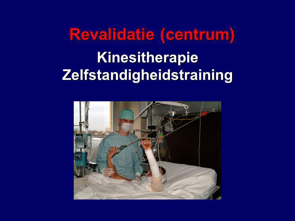 Revalidatie (centrum) Revalidatie (centrum) Kinesitherapie Zelfstandigheidstraining