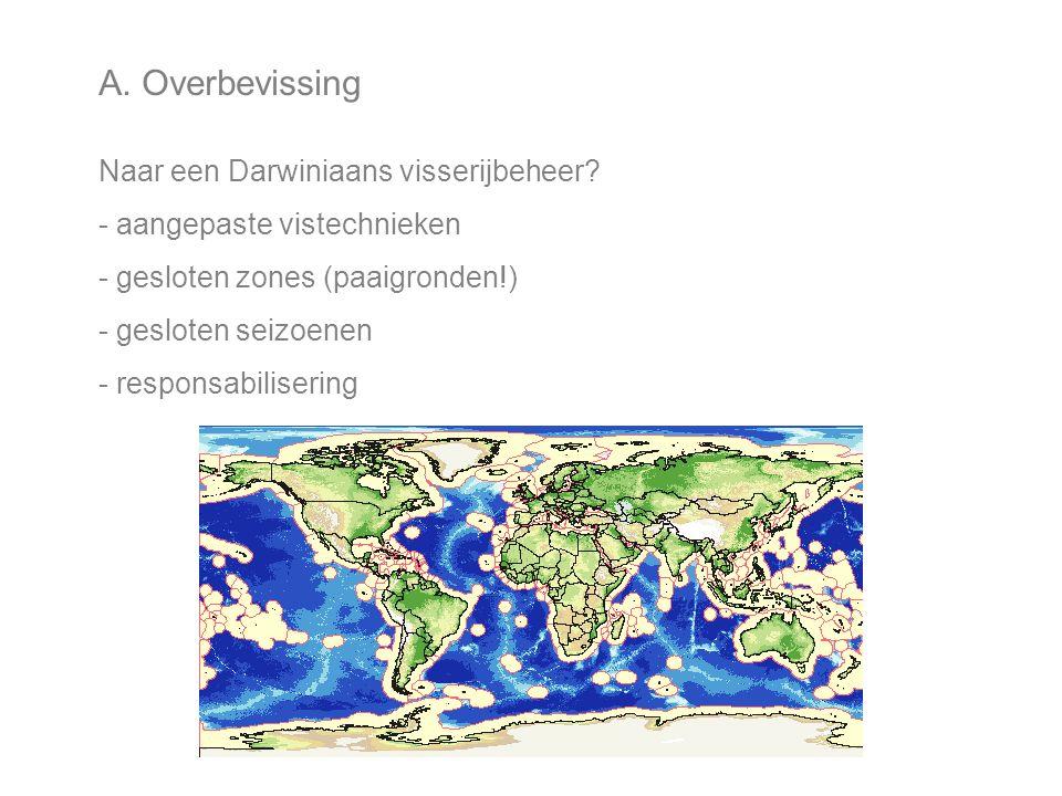 A.Overbevissing Naar een Darwiniaans visserijbeheer.