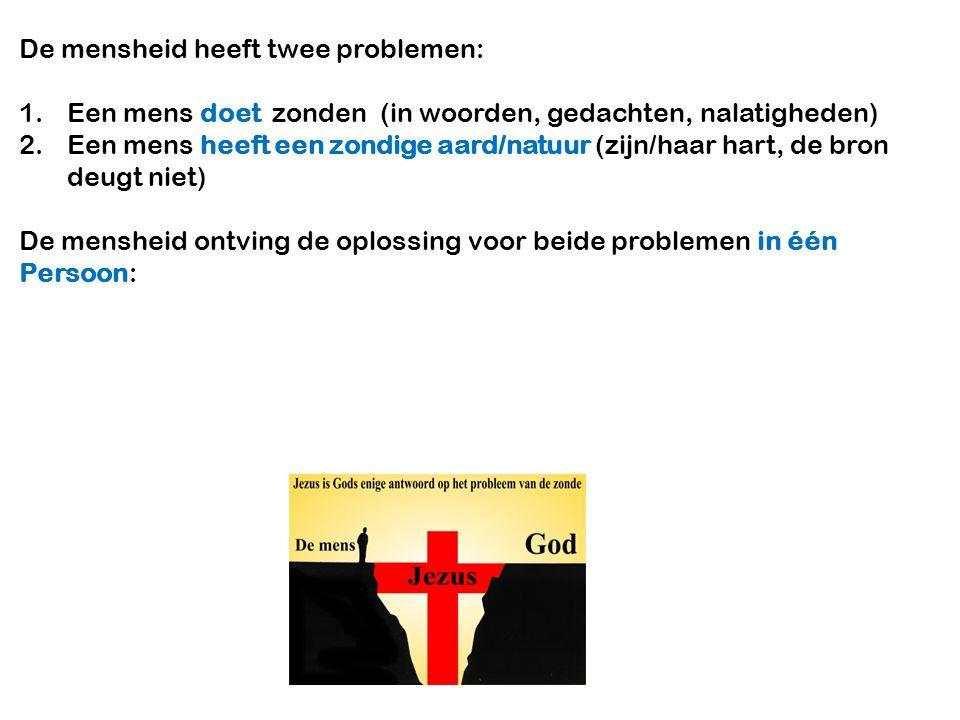 Het kruis staat dus niet alleen voor vergeving, maar ook voor bevrijding van het ik-gerichte leven.