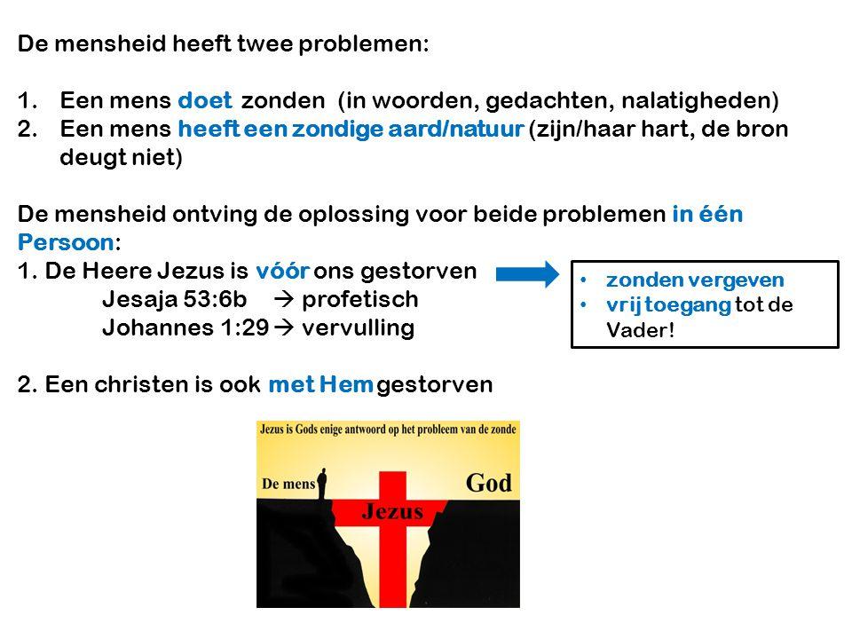 Waarom is de tweevoudige boodschap van het kruis zo belangrijk.