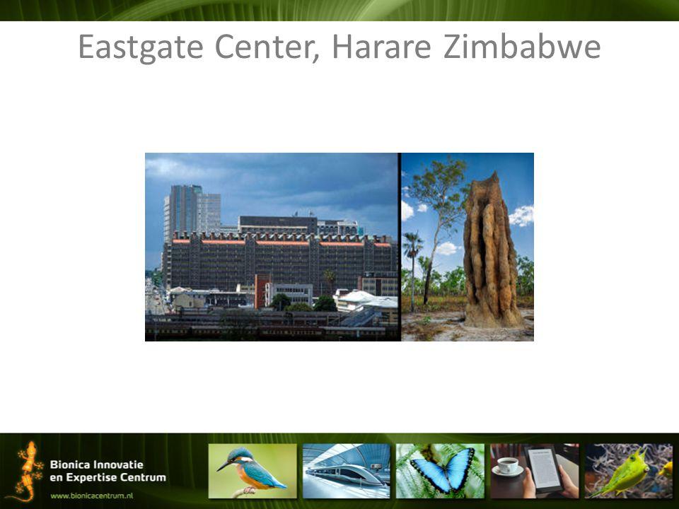 Eastgate Center, Harare Zimbabwe