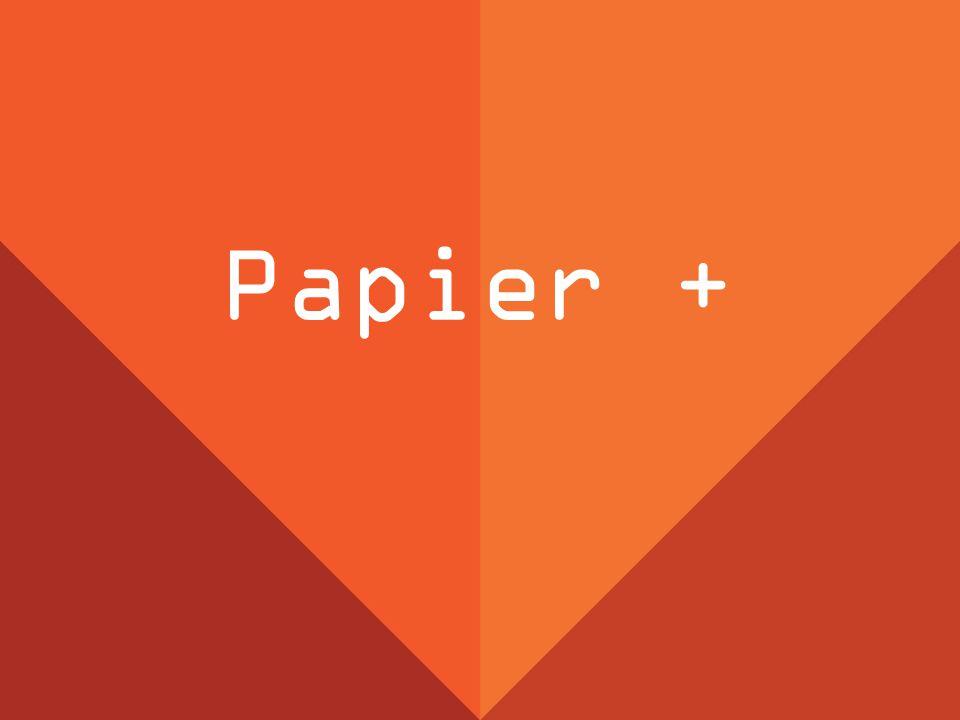 Papier +