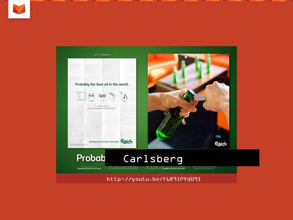 Carlsberg http://youtu.be/f6R9lPYdU9I