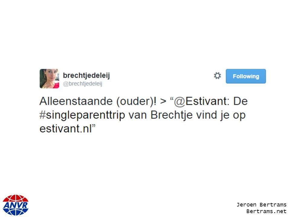 Jeroen Bertrams Bertrams.net