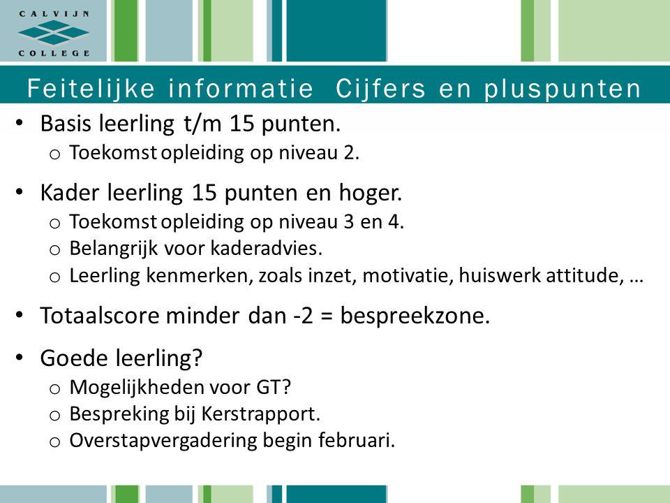 Feitelijke informatie - testen en toetsen Dit schooljaar: SAQI-test voor welbevinden (www.saqi.nl)www.saqi.nl Is vorige week afgenomen.