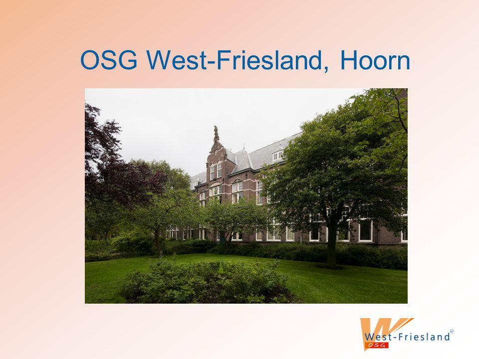 OSG West-Friesland, Hoorn