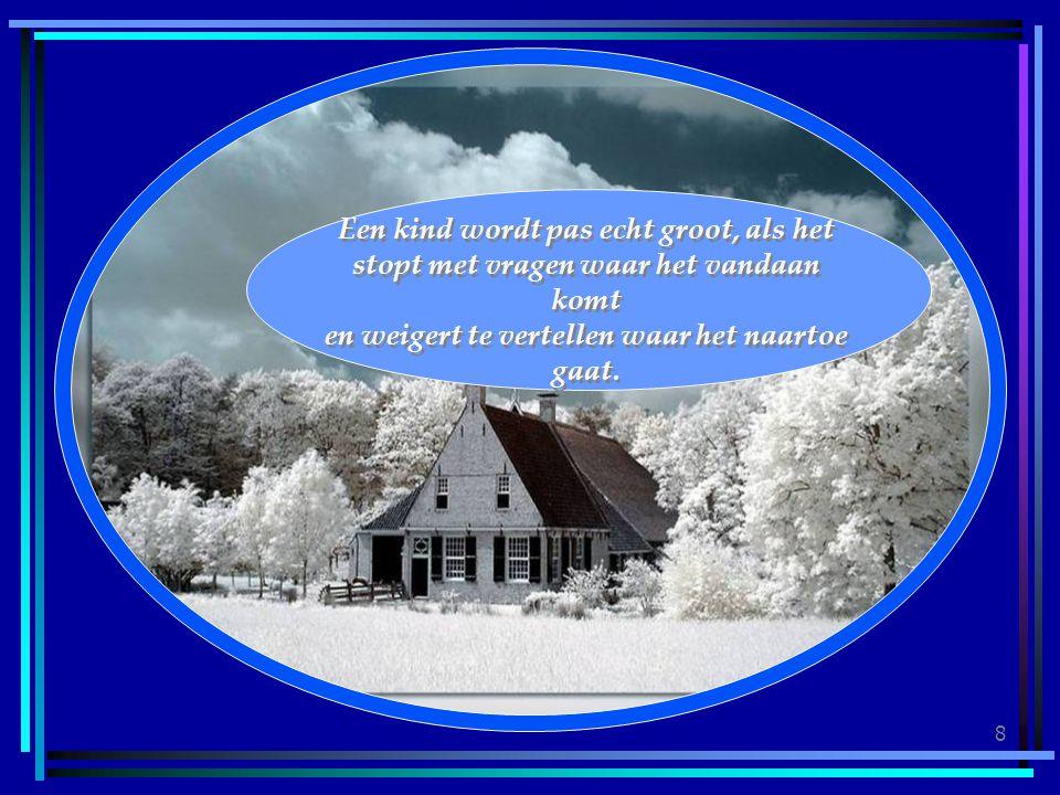 7 Wees niet bang om langzaam te gaan, wees alleen bang om stil te staan.