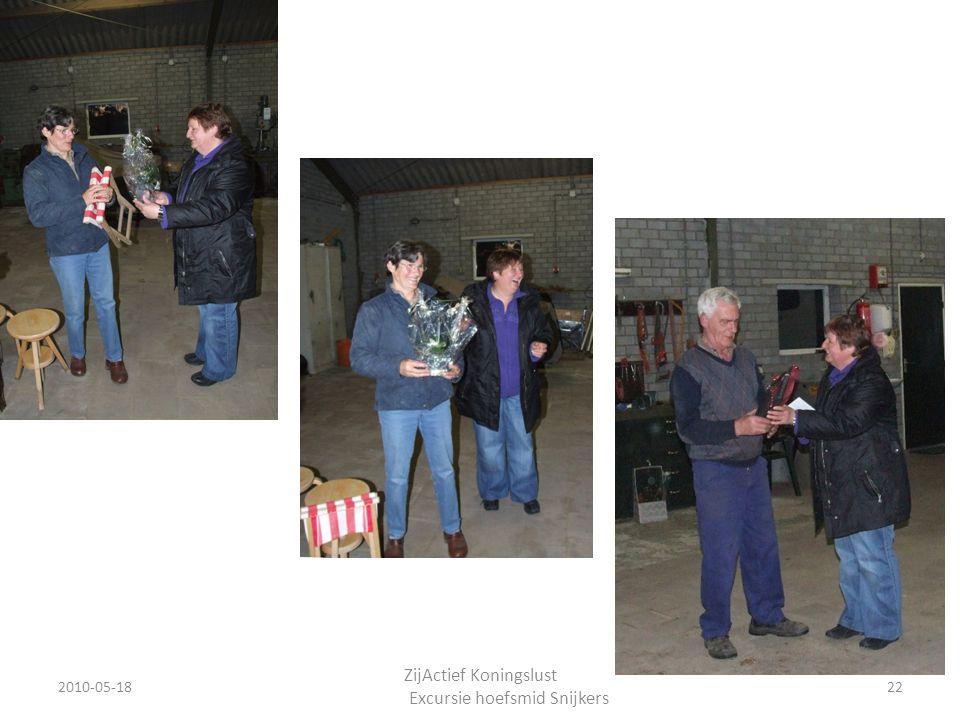2010-05-1822 ZijActief Koningslust Excursie hoefsmid Snijkers
