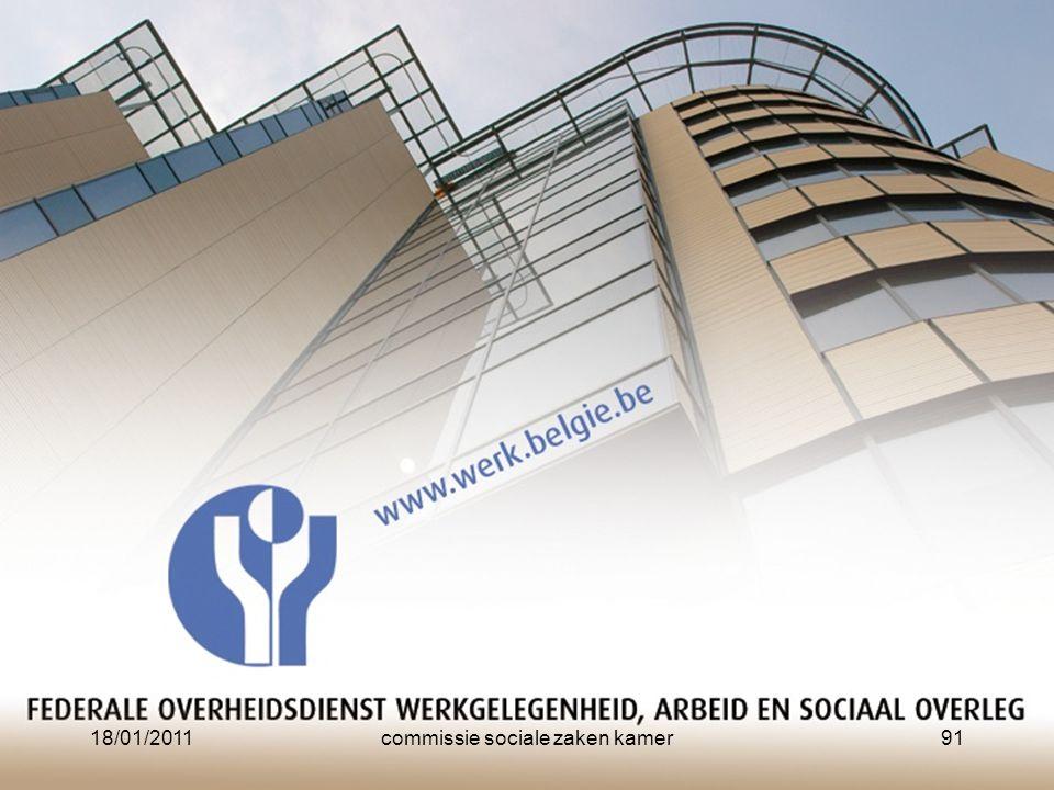 18/01/201191commissie sociale zaken kamer