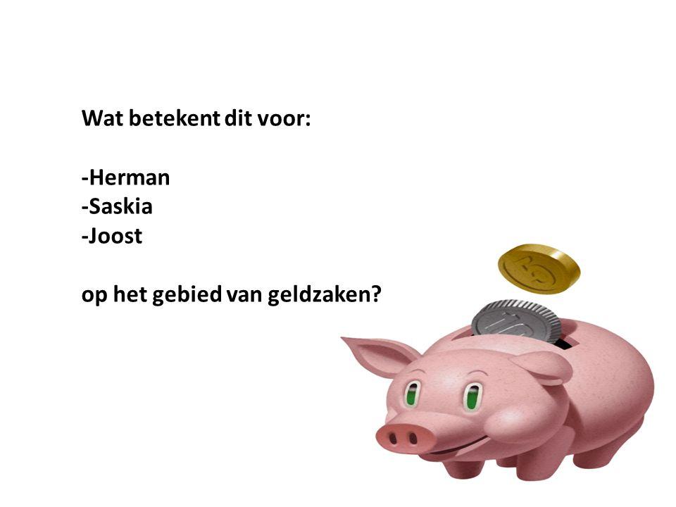 Herman 55 jaar Werkloos Langdurig bijstand Woont samen met 3 vrienden Deelt de woonlasten Herman heeft mantelzorger 2015: kostendelersnorm heeft gevolgen voor de maximale uitkering per persoon 8/1