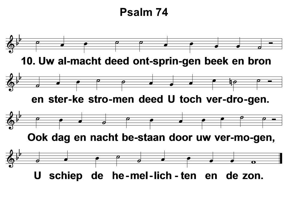 Psalm 74