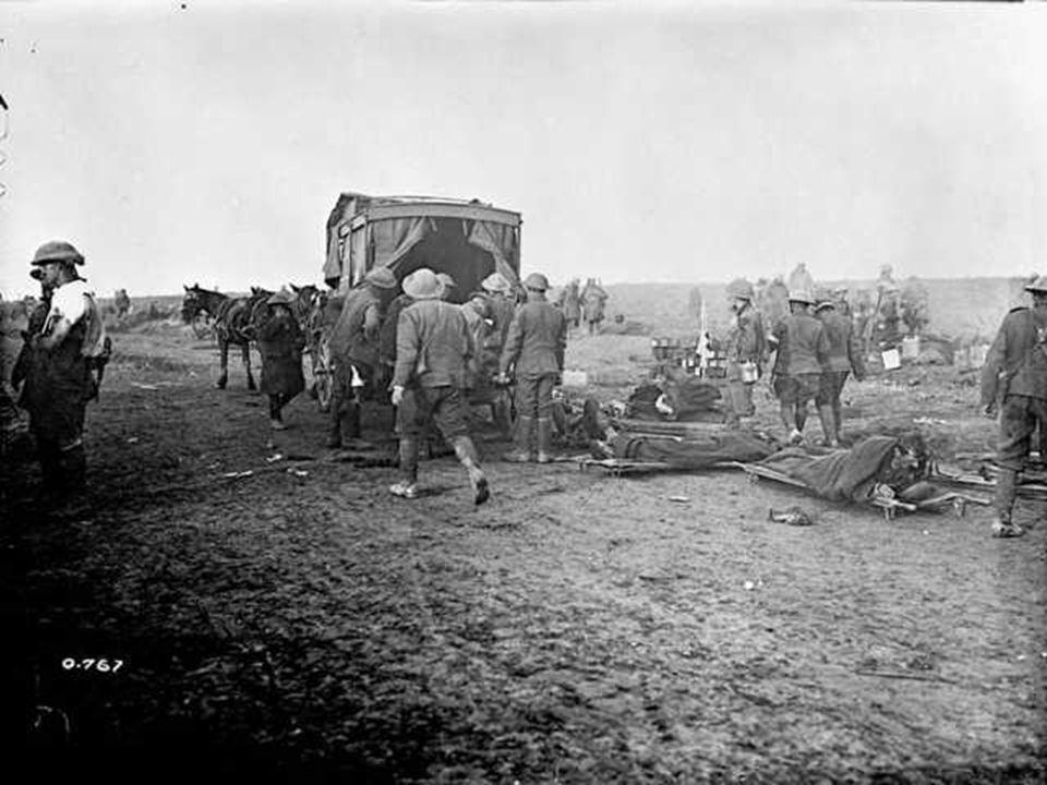 De 18 e October, Onze cavalerie had Roeselare en Kortemark bereikt. Terzelfde tijd, organiseerde de generaal Bidou, commandant van de 87 e en de 89 e