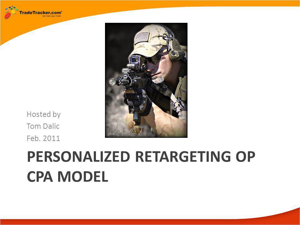 Intelligent approach required Non- intelligent vs. 3 rd generation retargeting