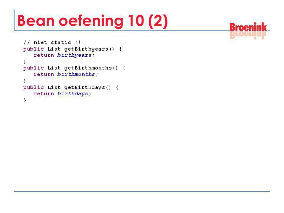 Bean oefening 10 (2)