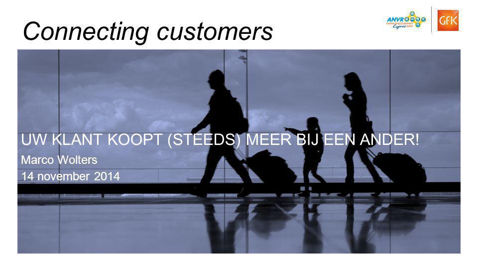 2© GfK 2014 | Presentatie ANVR congres 2014 | 14 November 2014 marco.wolters@gfk.com www.gfk.com/nl