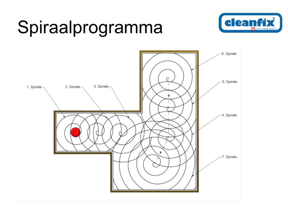 Voorbeeld van geschikte ruimte (1)