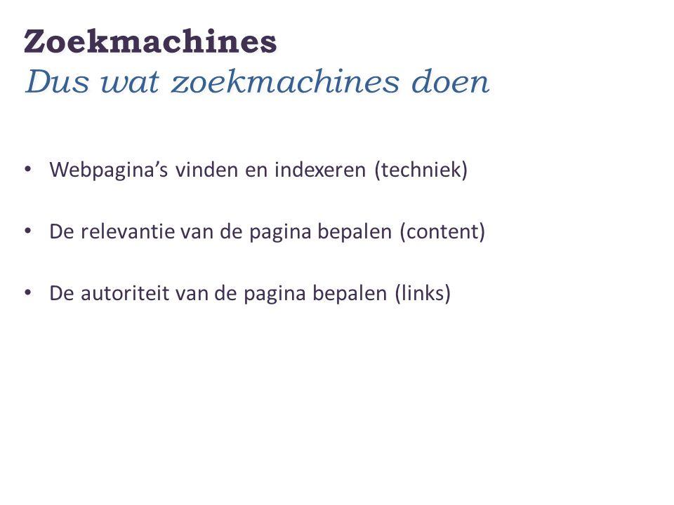 En dan nog even dit Hoe we een website bekijken Zoekmachine gericht schrijven is teksten schrijven die niet alleen aansluit bij de dienst of product dat wordt aangeboden maar ook bij het zoekgedrag van de (potentiële) doelgroep.