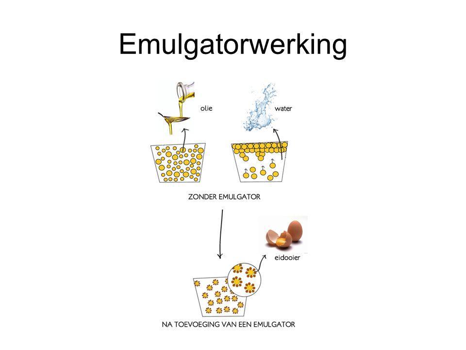 Emulgatorwerking