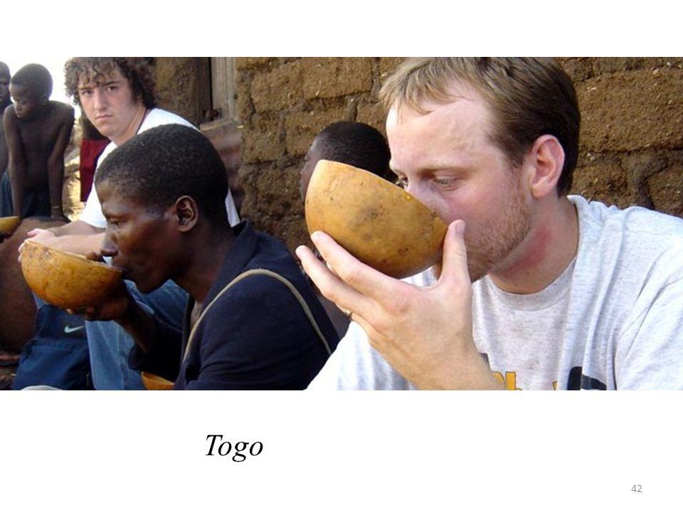 Togo 42