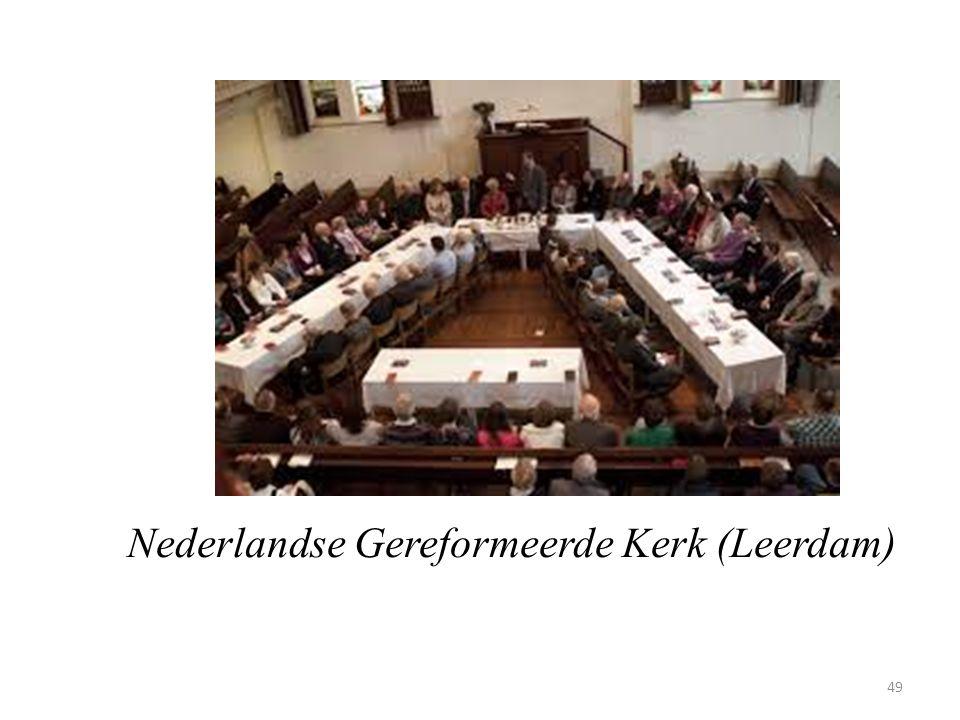 Nederlandse Gereformeerde Kerk (Leerdam) 49
