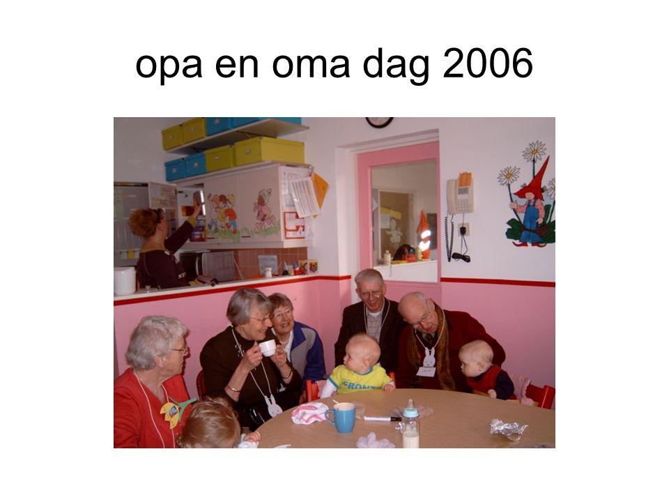 opa en oma dag 2006