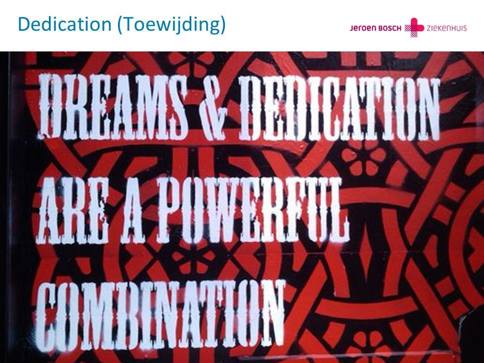 Dedication (Toewijding)