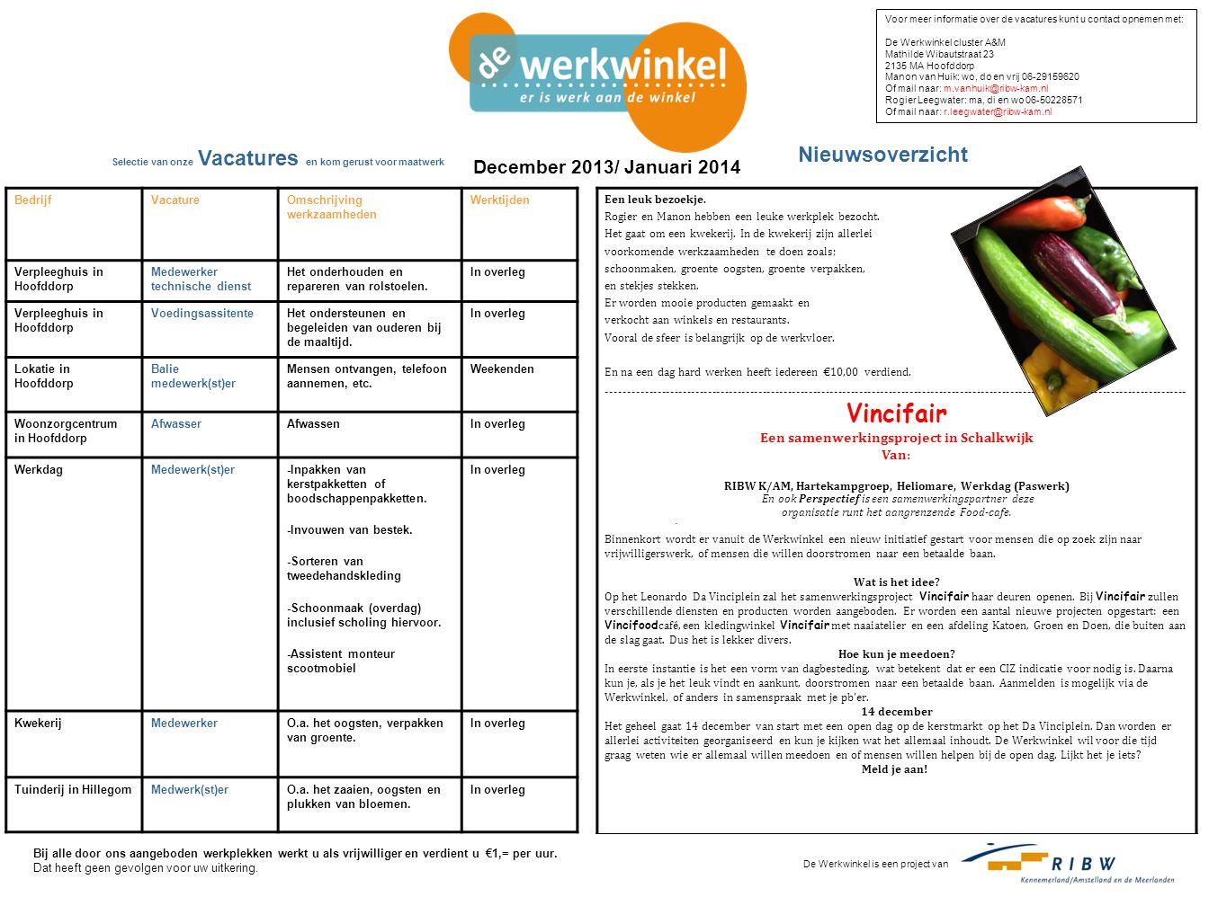 BedrijfVacatureOmschrijving werkzaamheden Werktijden Verpleeghuis in Hoofddorp Medewerker technische dienst Het onderhouden en repareren van rolstoelen.
