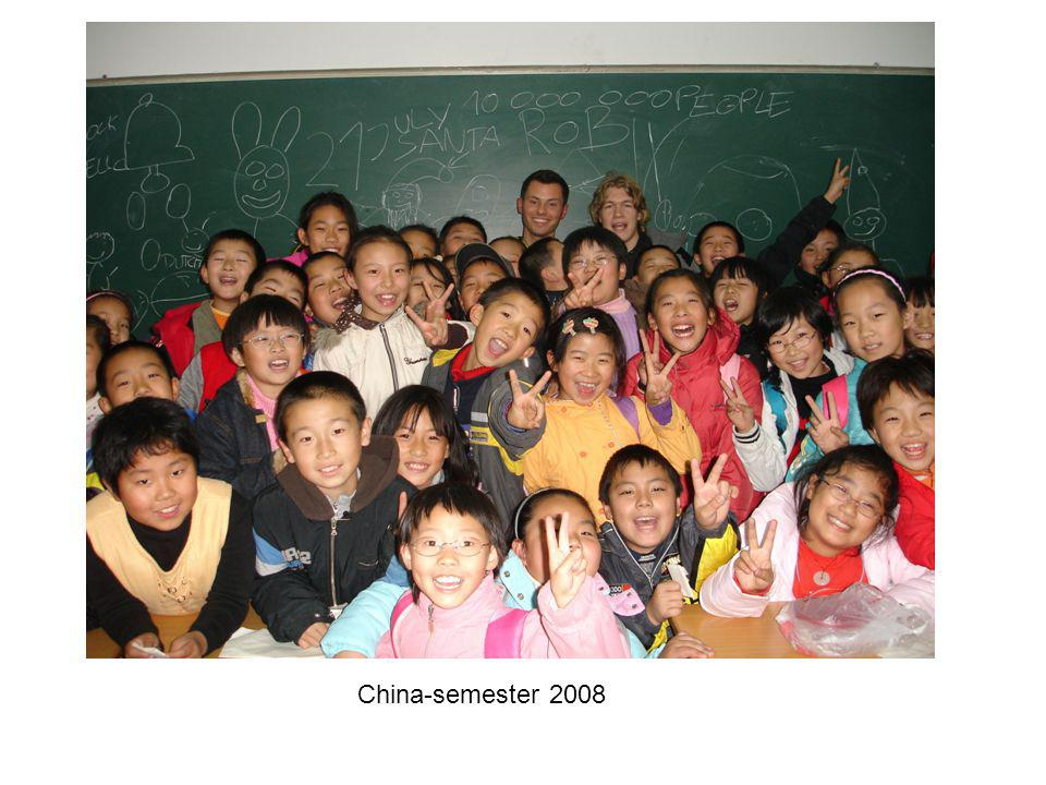 China-semester 2008