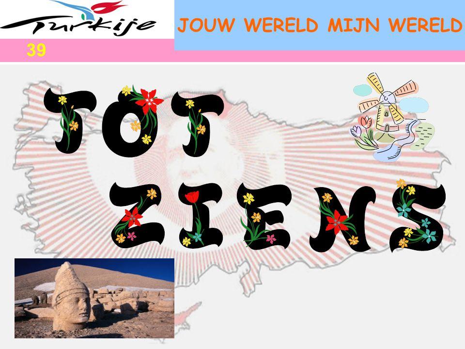 JOUW WERELD MIJN WERELD 39