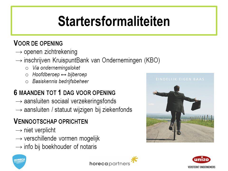 H ORECA P ARTNERS Desguinlei 184 2018 Antwerpen Tel.