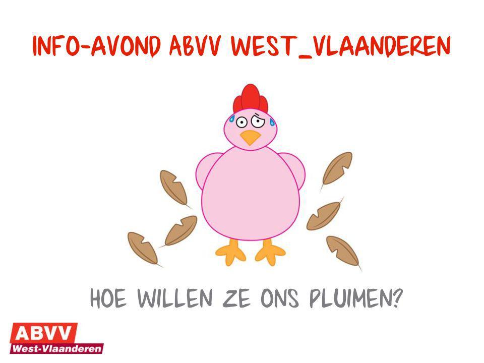 Hoe willen ze ons pluimen? Info-avond ABVV West_Vlaanderen