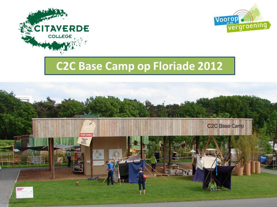 Workshops Floriade 2012.