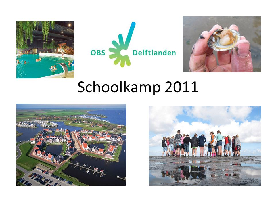 Schoolkamp 2011