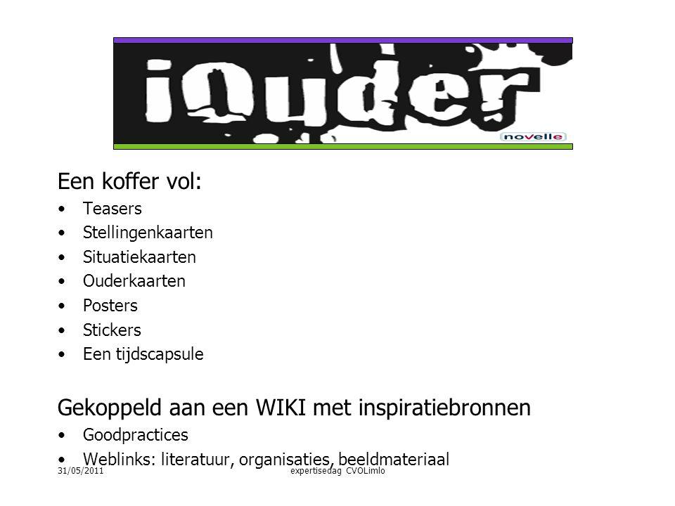 Werkten mee: RESULTATEN-> CVO LIMLOAANLEIDINGANTWOORDONDERZOEKPROBLEMEN Projectteam: Els Keunen (CVO Limlo Diepenbeek) (promotor) Greet Van Doren (CVO Limlo Diepenbeek) (promotor) Guido Swinnen (Katholieke Hogeschool Limburg)(co- promotor) Marijke Hendrickx (XIOS Hogeschool Limburg) Ingrid Heps (XIOS Hogeschool Limburg) Leon Timmermans (CVO STEP Hasselt) 31/05/2011expertisedag CVOLimlo