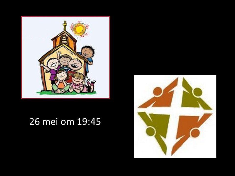 26 mei om 19:45