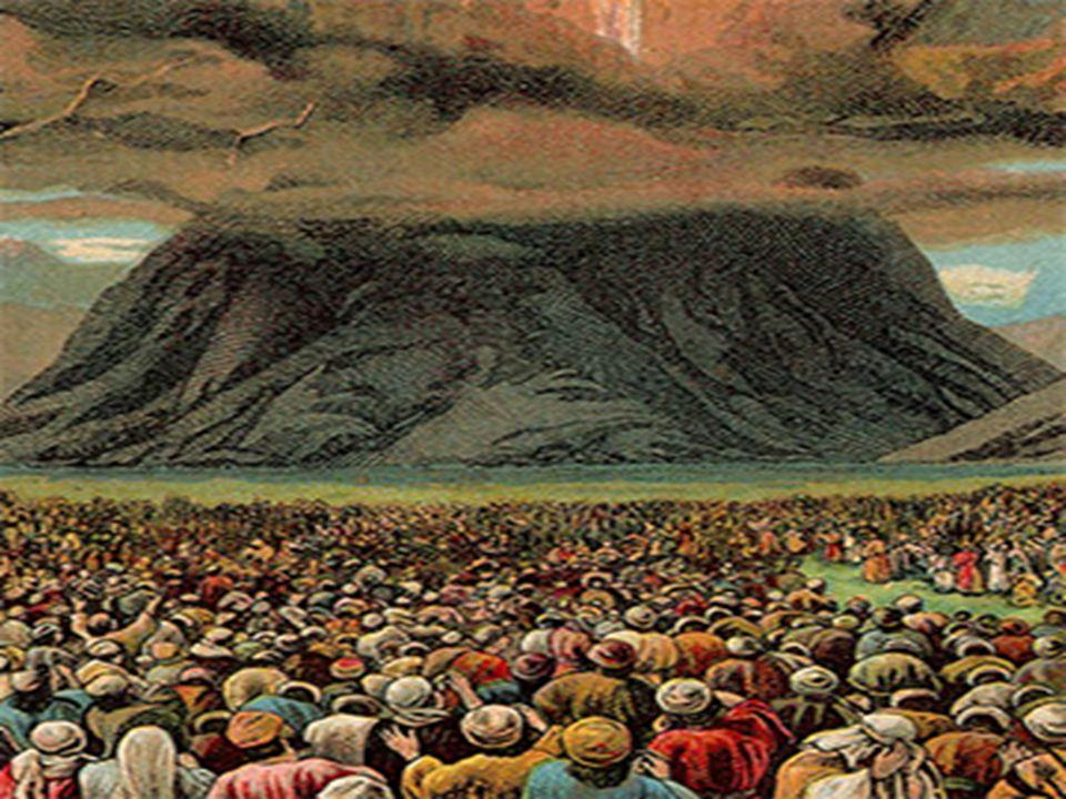18 U hebt niet, zoals het volk destijds, voor een laaiend en allesverzengend vuur gestaan, of in dreigende duisternis en woeste wind, 19 noch te midden van bazuingeschal en stemgedonder.