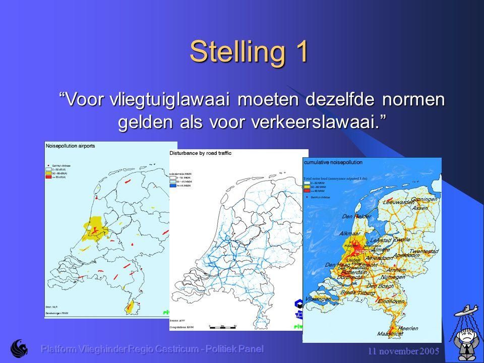 Eerst milieu Bewoners óók Vracht elders.