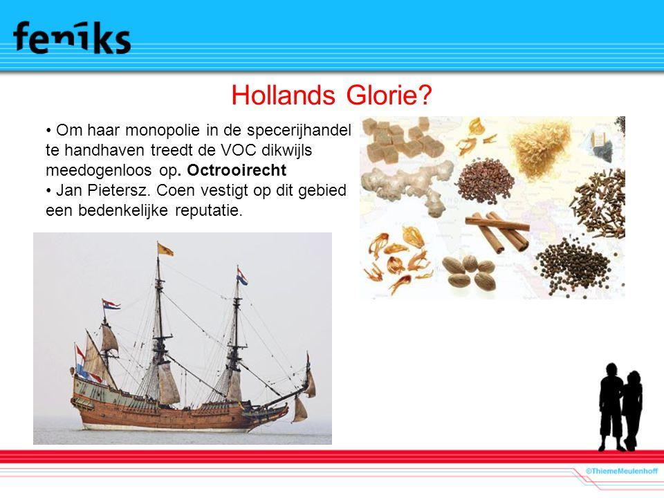 Hollands Glorie.