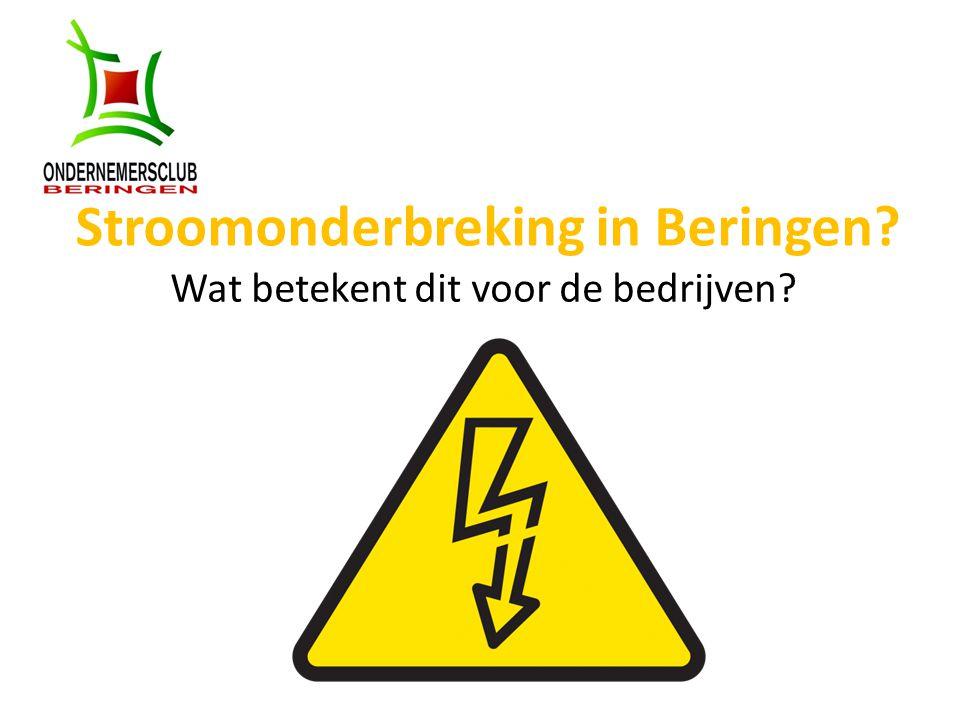 Stroomindicator Elke dag op websites, in het weerbericht van VRT, VTM, RTL en RTBF