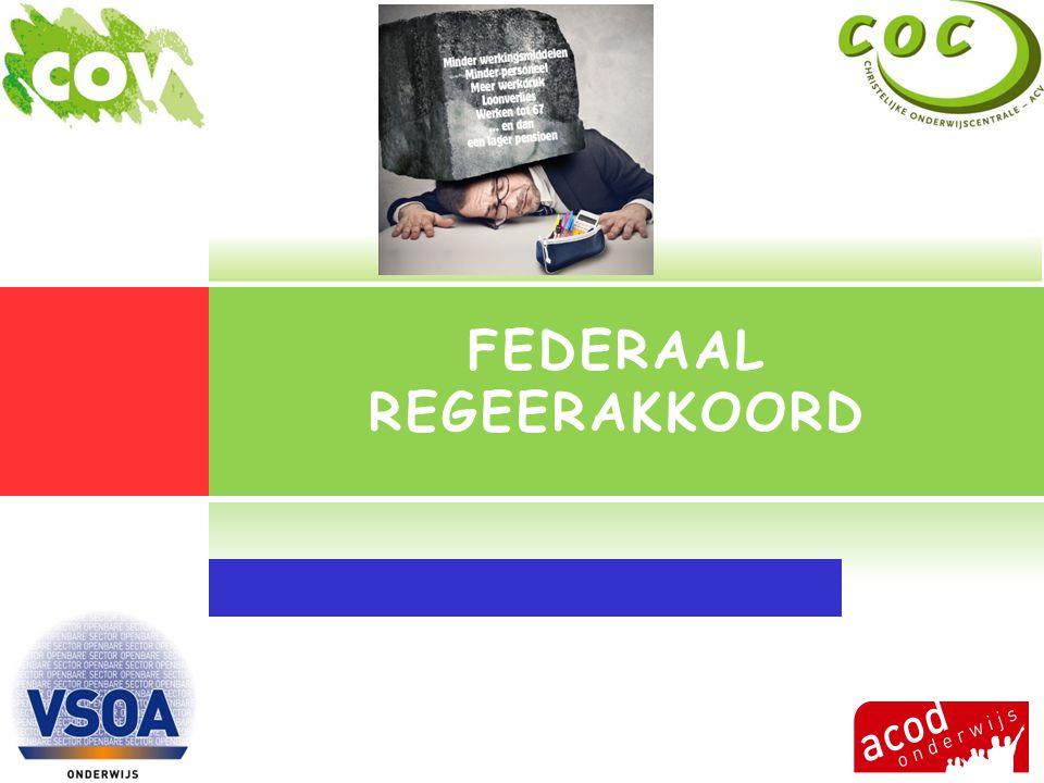 FEDERAAL REGEERAKKOORD