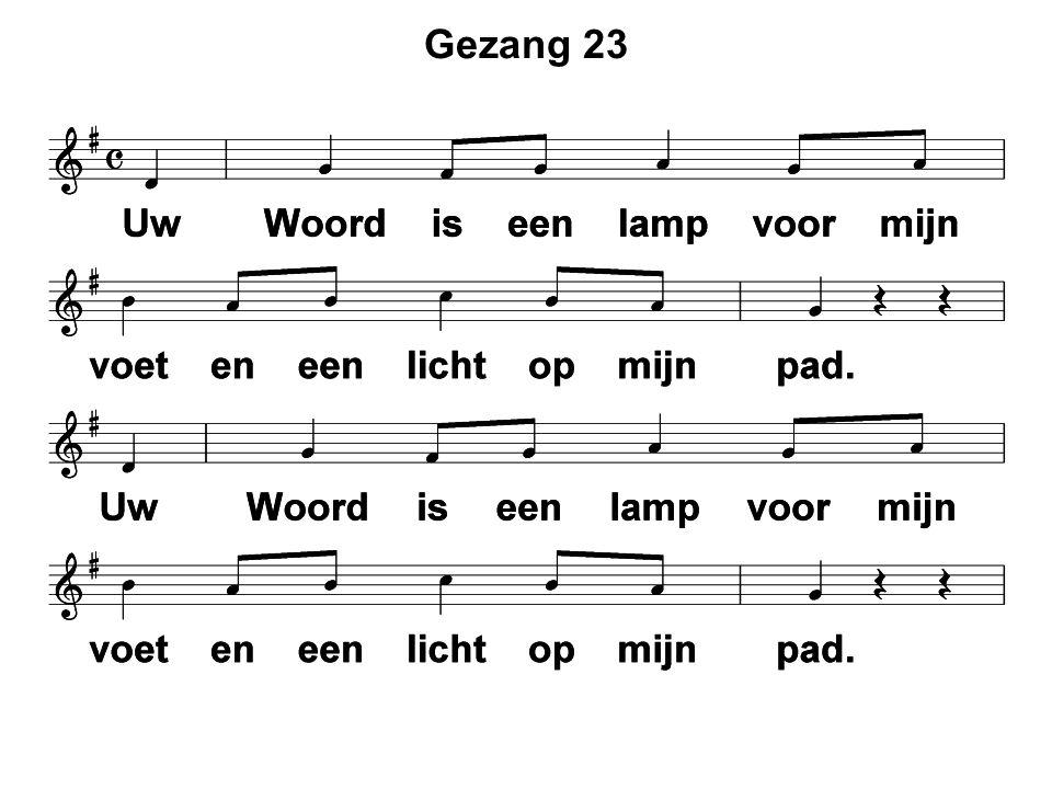 Gezang 23
