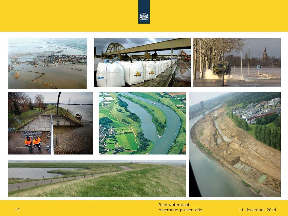 Rijkswaterstaat Algemene presentatie1511 december 2014